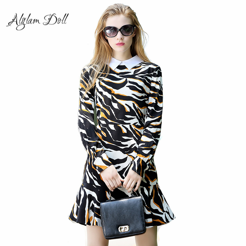 Popular Zebra Print Party Dresses-Buy Cheap Zebra Print Party ...