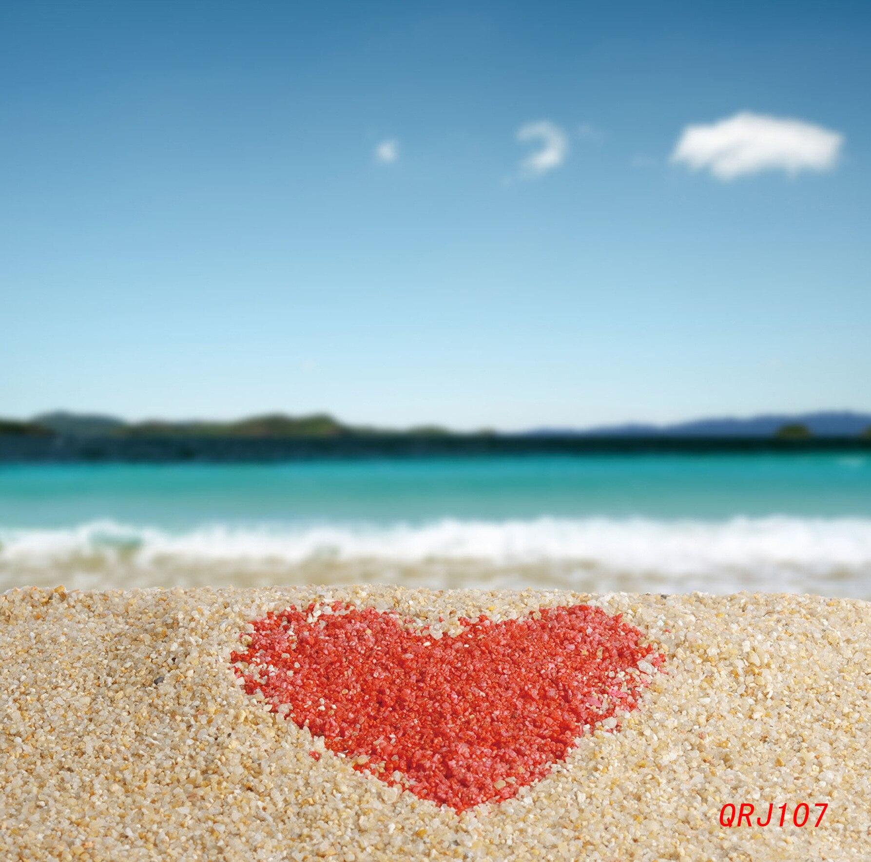10X20FT Seascape Photography Backdrops Wedding Ballon Beach Photo Studio Background