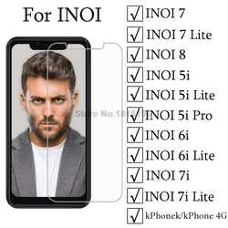 На Алиэкспресс купить стекло для смартфона inoi 7 lite tempered glass 9h premium screen protector for inoi 5i 7i lite pro r7 glass cover for inoi kphone 4g phone film