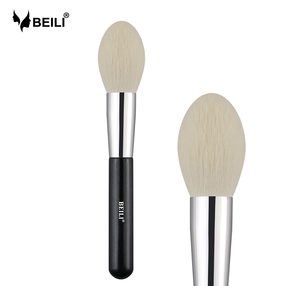 2019 Fashion Single White Black Wool Powder Paint Handmade Rattan Makeup Brush Fragrant Aroma Makeup Tools & Accessories Beauty & Health