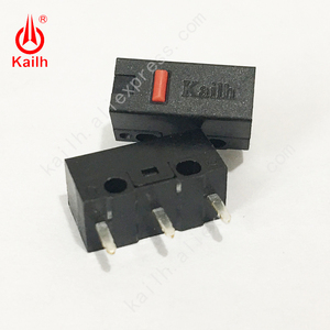 Image 4 - Kailh High life mikro przełącznik z 10/20/30M cykl Mechamicroswitch 3 piny SPDT 1P2T mysz do gier mikro przełącznik przycisk myszy