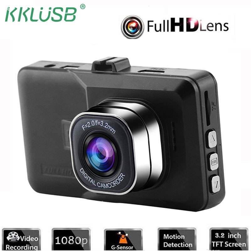"3.0/"" Vehicle 1080P HD Car Dashboard DVR Camera Video Recorder Dash Cam G-Sensor"