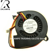 ZR Máy Chiếu Quạt Làm Mát Fan C C E05C 12 V 210MA Phù Hợp cho S 100 EB C26XE/C26SH/C28SH/C30X /C30XE