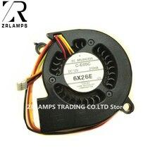 ZR Projector Blower Cooling Fan C C E05C 12V 210MA Fit for S 100 EB C26XE/C26SH/C28SH/C30X/C30XE
