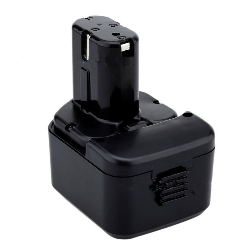 Alta calidad 3000 mAh 12 V 3.0Ah batería para Hitachi EB1214S 12 V EB1220BL EB1212S WR12DMR CD4D DH15DV C5D
