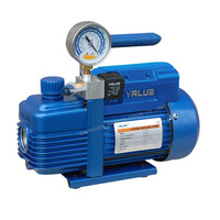 1 PZ V-i120SV 1L Nuovo refrigerante Mini Serie Singola Fase Vacuum Pump pompa a vuoto D'aria 2-8CFM, 0.85l/S (50 HZ), 0.95l/S (60 HZ)