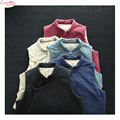 Vintage Women Warm Covered Button Cotton Waist Coat Winter Wear Well Sleeveless Surcoat Jacket