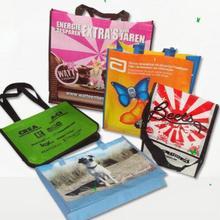 Индивидуальные нетканые сумки MOQ 100 шт шоппинг/хранение/рекламные/с пленочным мешком
