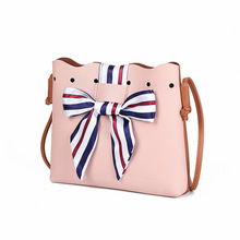 2018 New Comes Women Cute Bags Bucket Leather Shoulder Sling Drawstring Handbags Ladies Small Crossbody shouler