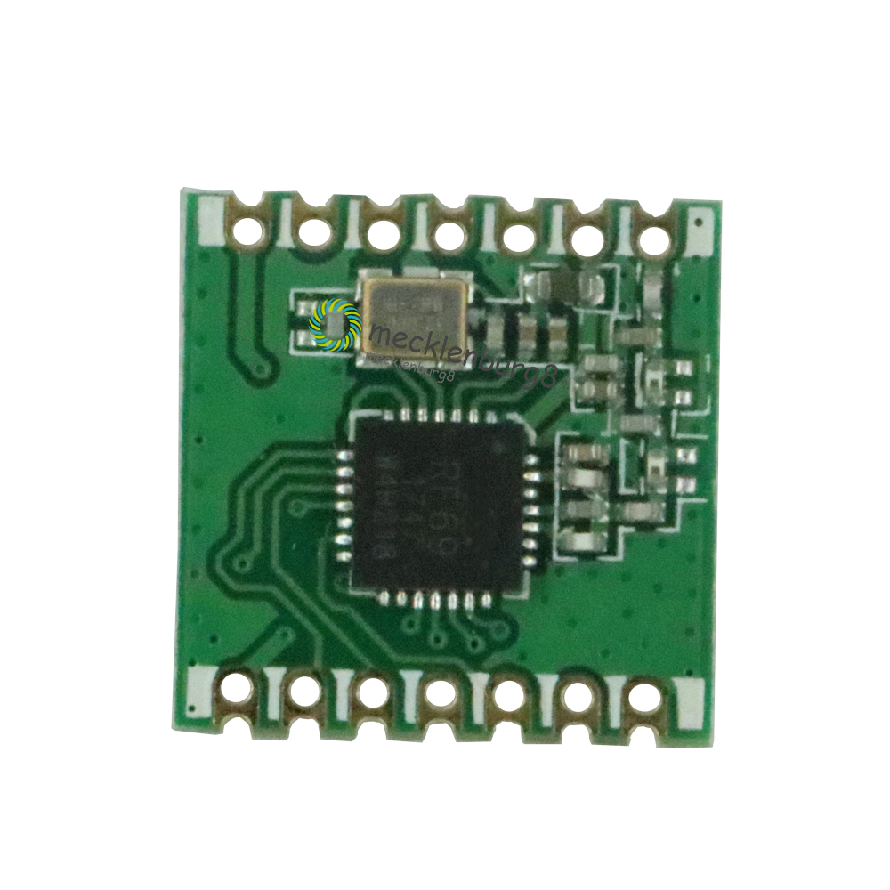 RFM69CW HopeRF 868Mhz Wireless Transceiver with RFM12B compatible Footprint