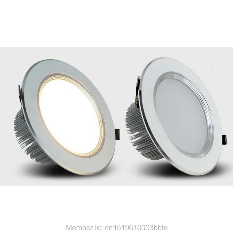 12PCS 3 años de garantía 5W 7W 12W 18W 30W COB LED abajo luz - Iluminación LED - foto 6