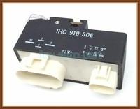 Экспресс Доставка 10 шт./лот радиатор воркование вентилятор реле для VW Volkswagen Golf III 3 (1 H) SEAT Cordoba 6 К IBIZA 1h0919506 898658