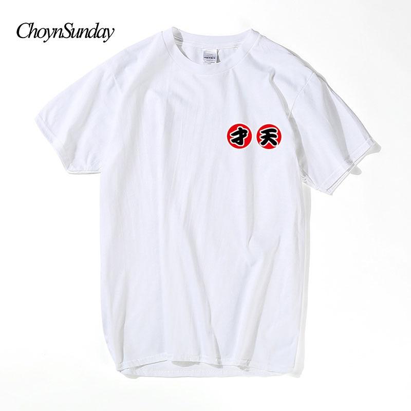 ChoynSunday Los Angeles Camisetas Hombre Impreso Tops de algodón - Ropa de hombre