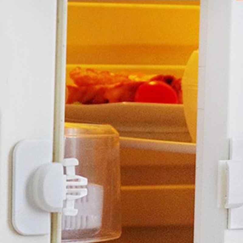 Multi-Function Safety ล็อคความปลอดภัยเด็กทารกเด็กตู้เย็นลิ้นชักประตูตู้ความปลอดภัยเด็กวัยหัดเดินความปลอดภัยล็อค