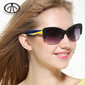 2015 Woman Brand Designer Butterfly Shaped Fashion Sunglasses Decorated Trend Glasses Retro Women UV oculos Gafas de sol ENVO4