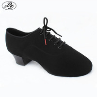 Dancesport Shoes 417 Men Latin Dance Shoes For Practice And Completition Split Sole Dance Shoes Comfortable