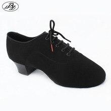 Лидер продаж мужские Костюмы для латиноамериканских танцев танцевальная обувь 417 холст Разделение подошва Профессиональный танцевального обуви большой Размеры пробудить ваши силы