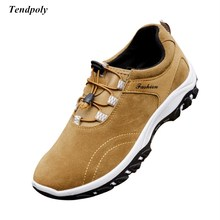 Spring Autumn fashion trend of tooling casual shoes large lumbering selling British style outdoor 2018 new casual men's shoes