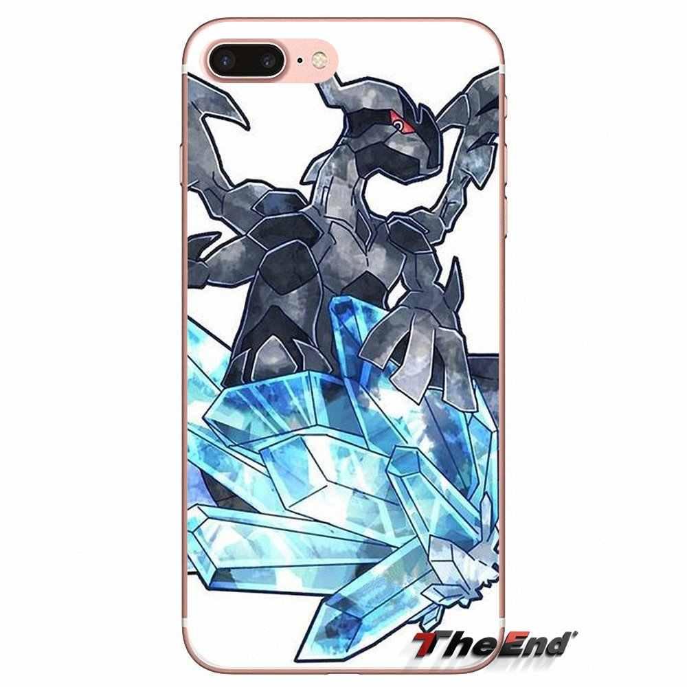 Zekrom Kyurem Dragon Pokemon Phone Case For Xiaomi Redmi 4 3
