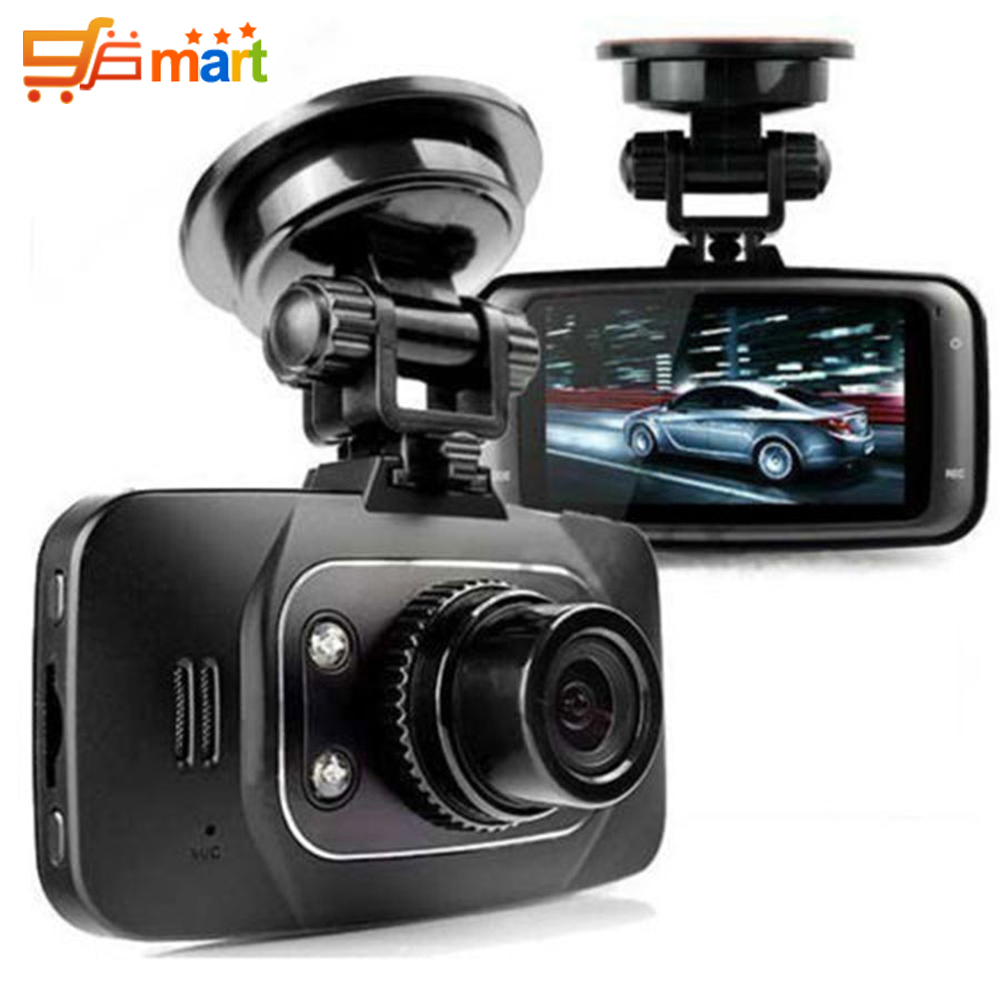 Original Novatek 96220 Car DVR GS8000L Camera Full HD 1080P 2.7 inch Video Recorder Dash Cam Night Vision Registrator DashCam - iPodofo Store store