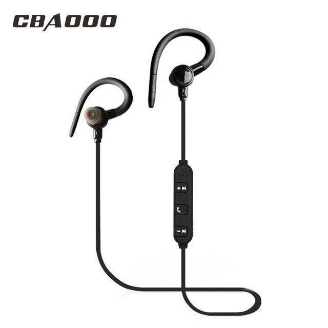 CBAOOO J10 бас Беспроводной наушники Bluetooth стерео Спортивные наушники Bluetooth гарнитуры Динамик для телефона Xiaomi iPhone