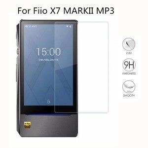 Smartphone Gehard Glas Voor Fiio X7 MKII MP3 9 H explosieveilige Beschermfolie Screen Protector cover telefoon(China)