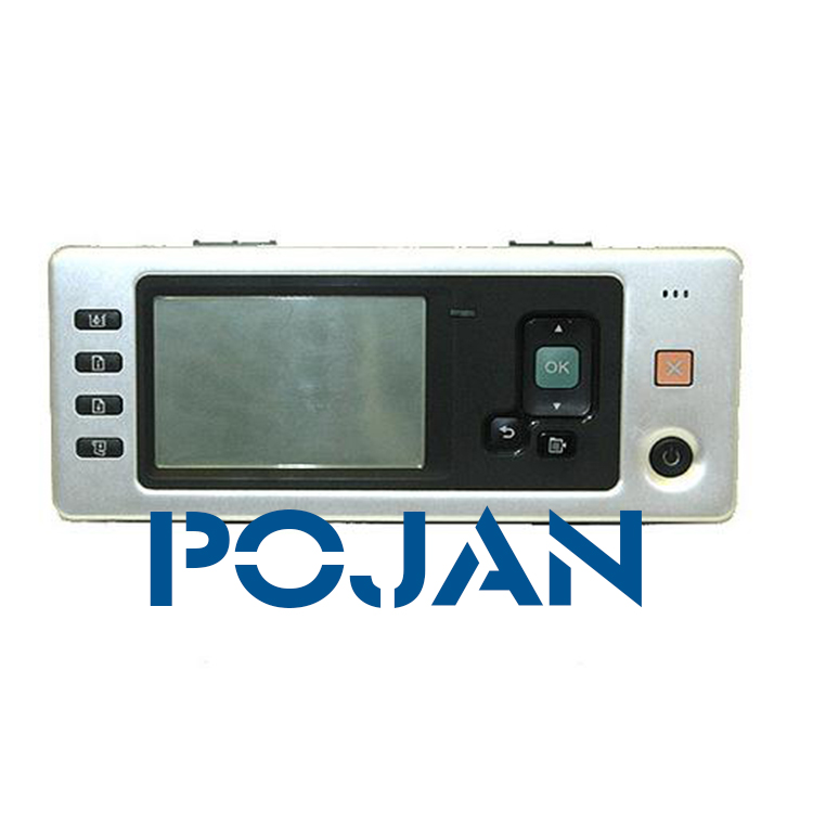 Q6718-67010 Front panel assembly Refurbish For the Designjet Z3200 PHOTO POJAN PLOTTER PARTS цена