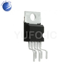 10pcs/bag TDA2030 / TDA2030A linear audio amplifier / PA / short-circuit and thermal protection IC TO-220-5(China)