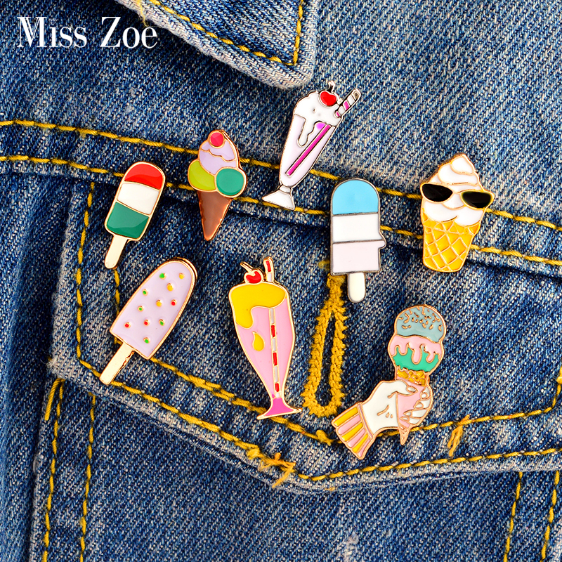 1pc Cute Cigarettes Scissors Metal Badge Brooch Button Pins Denim Jacket Pin Jewelry Decoration Badge For Clothes Lapel Pins Arts,crafts & Sewing Apparel Sewing & Fabric