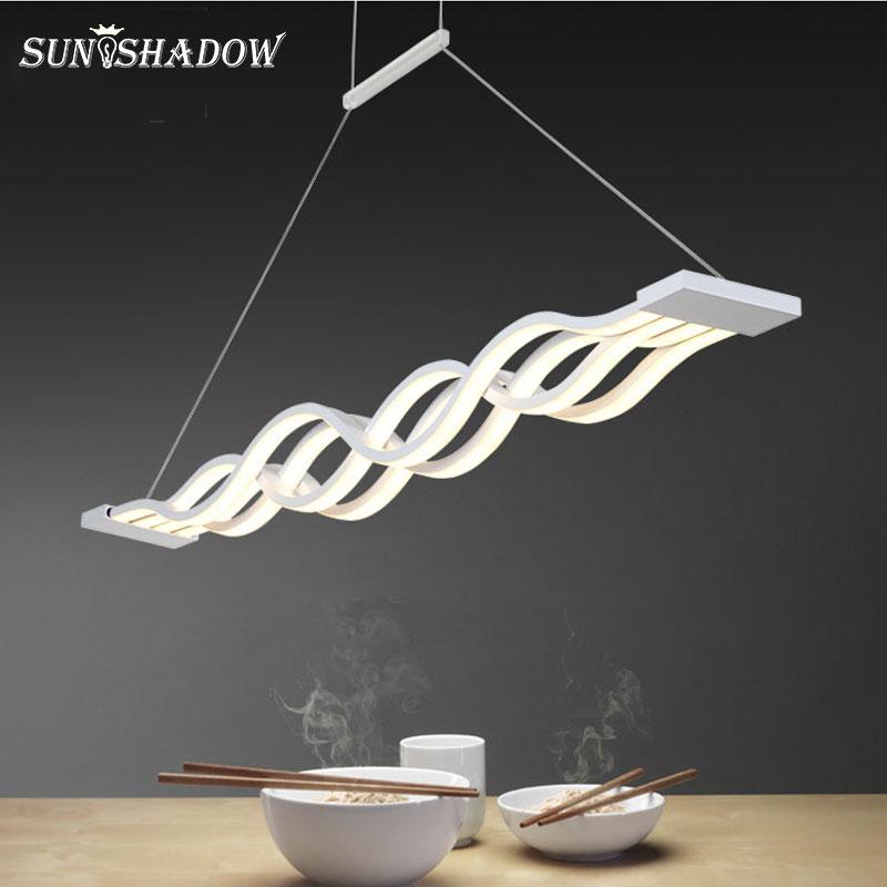 Hanging Lamp Modern Led Chandelier For Living room Dining room Kitchen Lustre LED Ceiling Chandelier Lighting