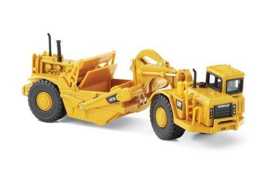 Norscot 55134 Caterpillar 627G roue tracteur grattoir moulé sous pression 1: 87 HO échelle CAT