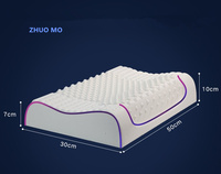 High Quality Natural Latex Pillows Neck care Memory Latex Cervical Orthopedic Health Care for home Sleeping Bedroom Pillow