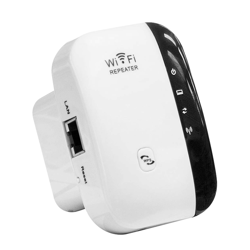 PIXLINK 300Mbps Wireless N Wifi Repeater Router Roteador Range Expander Signal Booster Bridge Repetidor Extender EU Plug New