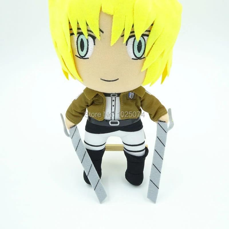 D031A Attack on Titan Doll Miniature Japanese Comic Book Blythe Barbie PP FR 16 112 DOLLS