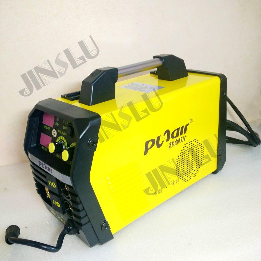 Wysokiej jakości MIG-200 NBC-200 220 V jednofazowy MIG SPAWARKA, MIG spawacz