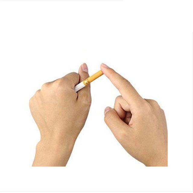 tour de magie cigarette