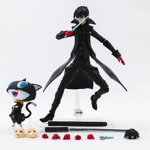 € 10 93 7% de réduction Anime Persona 5 Joker Figma 363 figurine modèle  jouets poupée dans Action & Figurines de Jouets et loisirs sur  AliExpress com