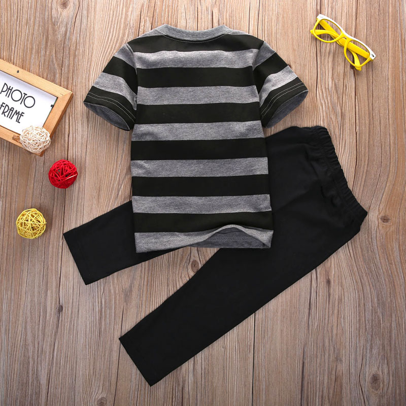 Fashion-Baby-Boys-Clothes-2016-New-Kids-Boy-Crown-Top-Shirt-Striped-T-Shirt-and-Pant-2pcs-Outfit-Children-Set-2