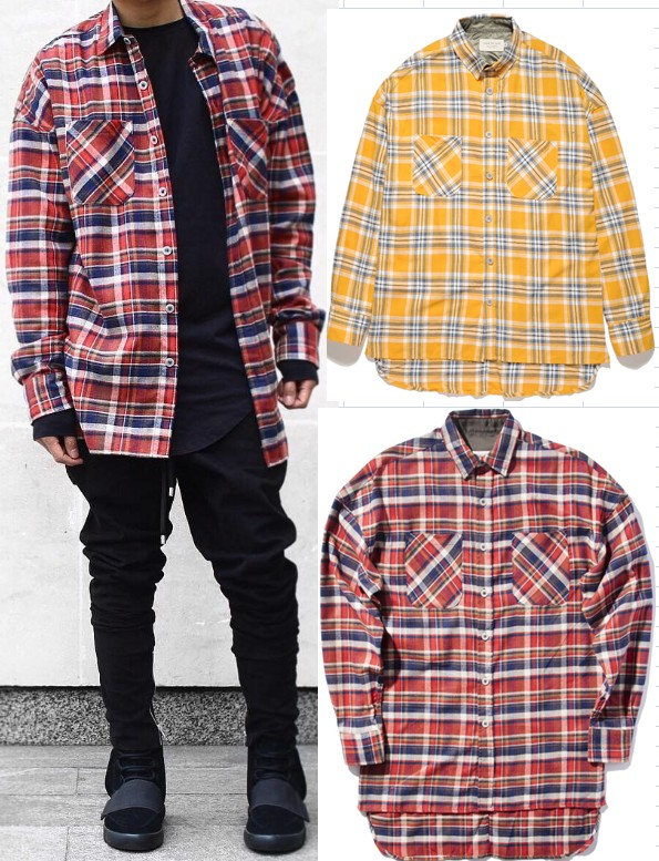 Mens Yellow Plaid Shirt Promotion-Shop for Promotional Mens Yellow ...
