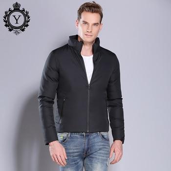 2018 New COUTUDI Men's Winter Jacket Coats Solid Black Parka for Men Cotton Padded Outwear Coat Windbreaker Men Parka Jacket 3XL
