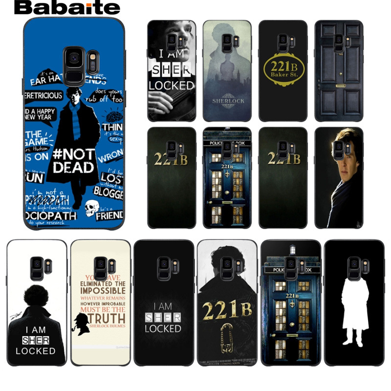 Fitted Cases Maiyaca Doctor Who Tardis Door Tpu Case For Samsung Galaxy S9 S8 S10 Plus Lite S6 S7 Edge S5 Note8 Note9 Phone Cover