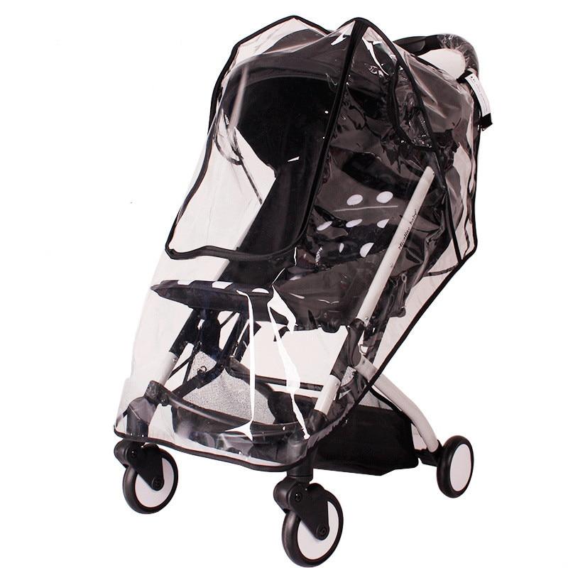 Baby Stroller Rain Cover trolley Rain Coat for Babyyoya ...