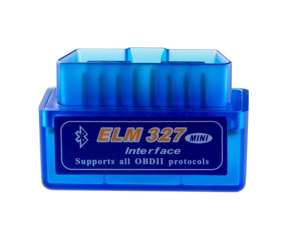 HTB1JKy4BNuTBuNkHFNRq6A9qpXaD ELM327 V1.5 PIC18F25K80 Chip OBD2 Code Reader Bluetooth J1850 Power Switch on/off 12V OBDII ELM 327 Diagnostic tool Scanner