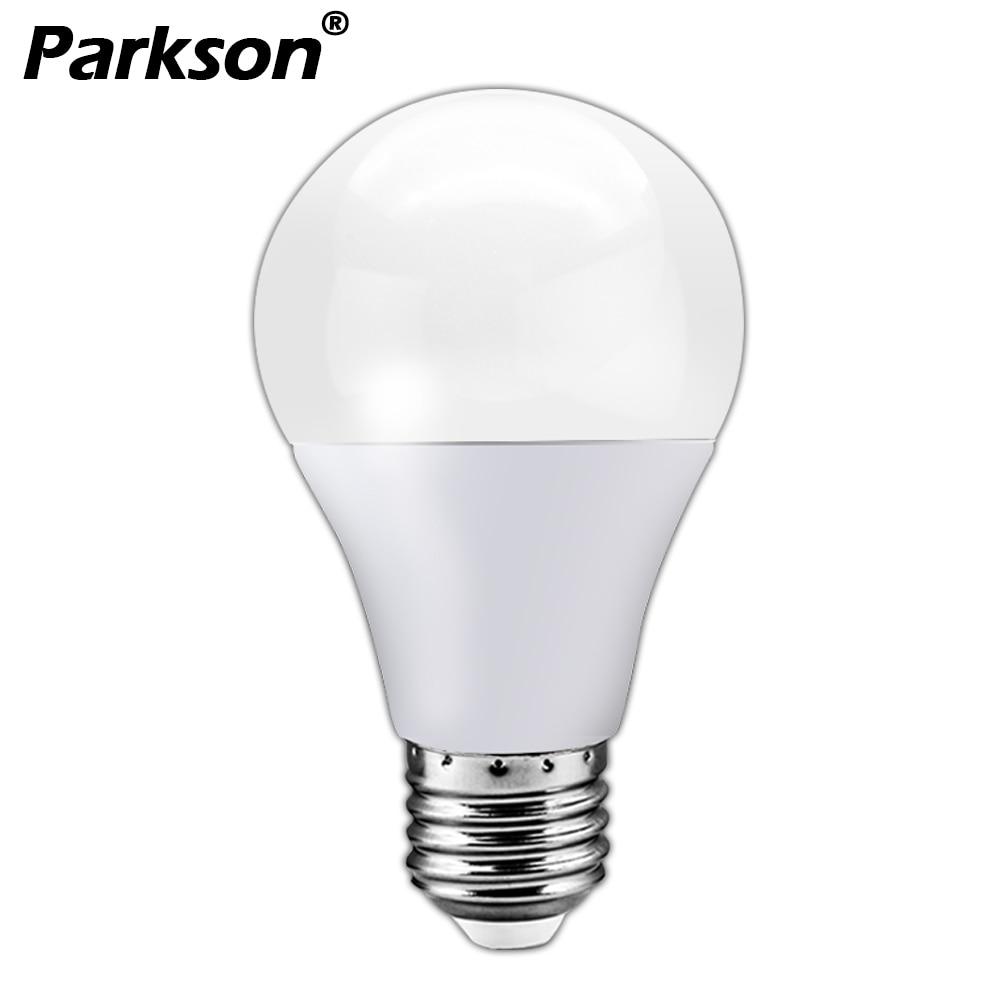 LED Bulb Lamp E27 220V 110V Light Bulb Smart IC Real Power 3W ~ 18W High Brightness Lampada LED Bombillas Ampoule Spotlight