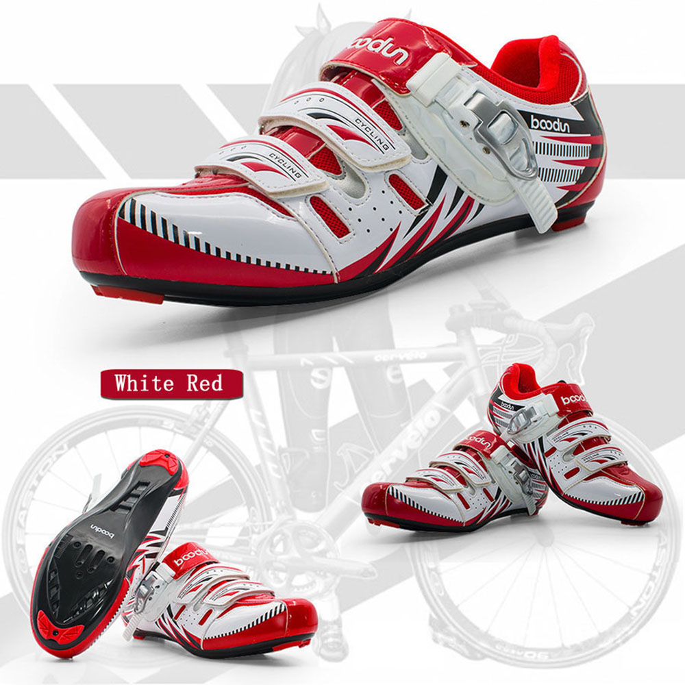 ФОТО New road bike shoes Bicycle shoes Cycling Shoes