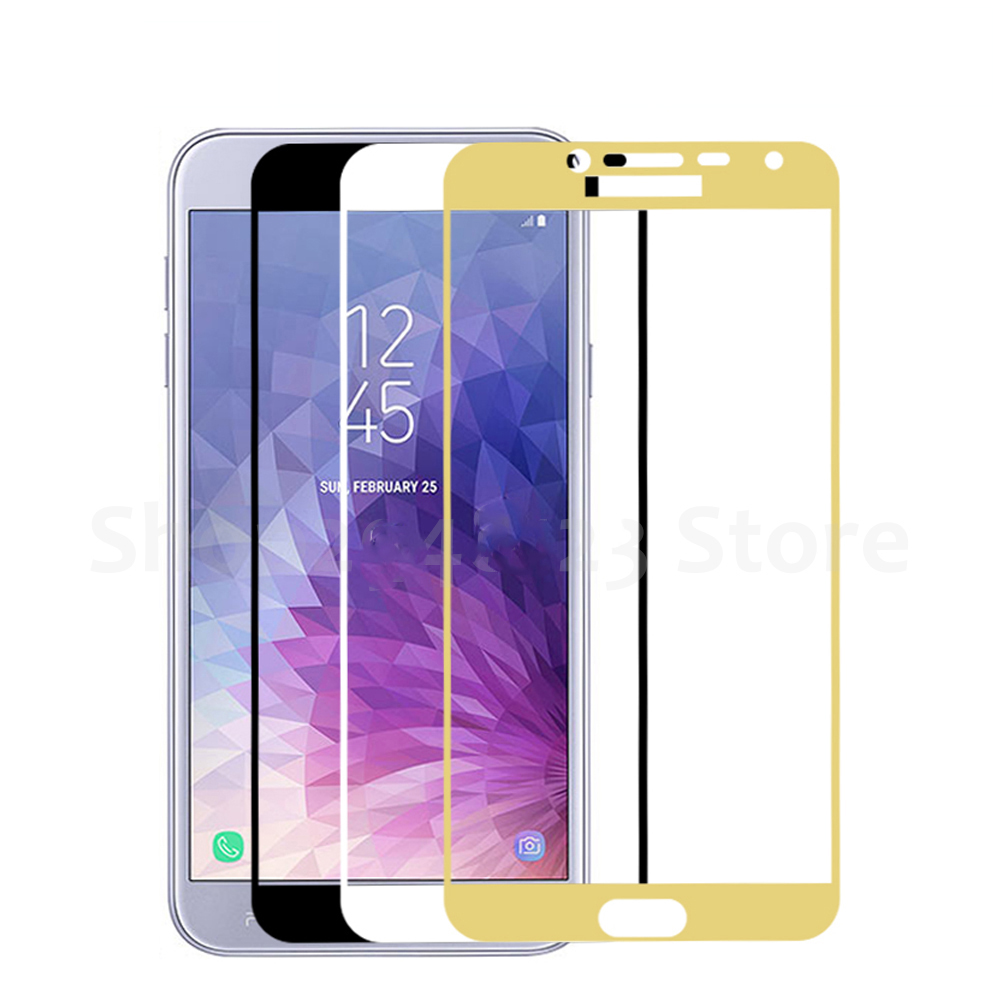 9H Full Tempered Glass For Samsung Galaxy J1 J2 J3 J5 J7 A3 A5 A7 2016 Prime S7 C9 Pro Screen Protector Guard Film image