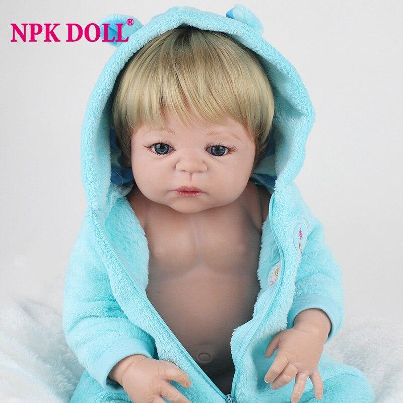 Aliexpress.com : Buy 22 Inch Soft Silicone Reborn Dolls