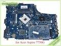 Mb. bvv02.001 la-6911p p7ye0 rev 1.0 mbbvv02001 para acer aspire 7750 7750g motherboard hm65 ddr3 ati graphics