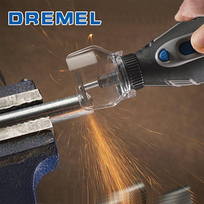 dremel accesorios escudo molienda eléctrica cubierta protectora de seguridad mini taladro herramientas eléctricas dremel 3000 4000 grabado