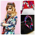 2014 fine women long scarf silk scarf small twilly ribbon hair band bags handle decoration bow tie Multifunction ribbon
